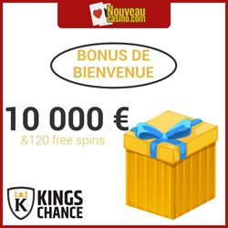 autres promotions king chance