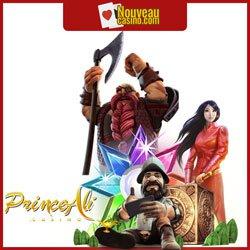 jeux logiciels prince ali